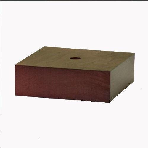 Основа деревянная 65*65*20 мм