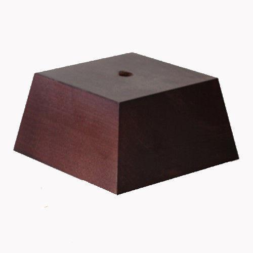 "Основа деревянная ""Пирамида"" 65*65*40мм"