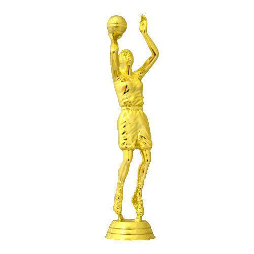 """Фигурка-статуэтка """"Баскетбол (женский)"""""""