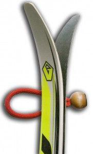 Стяжка для лыж (эластик)