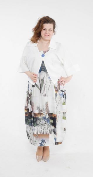 Двойка (платье + болеро) CD 3042/1