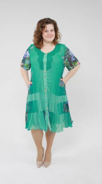 Двойка (сарафан + платье) CD 3052