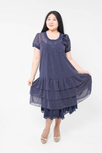 Двойка (сарафан + платье) CD 3212