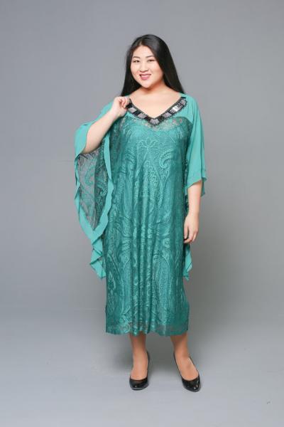 Двойка (сарафан + платье) DB 028