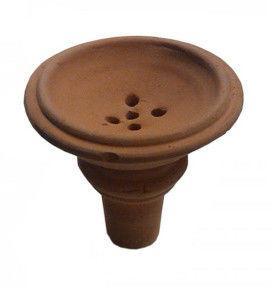Чашка глиняная внутренняя