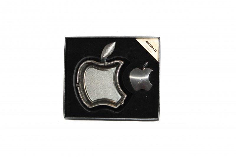 """Набор с пепельницей """"Apple черный"""""""