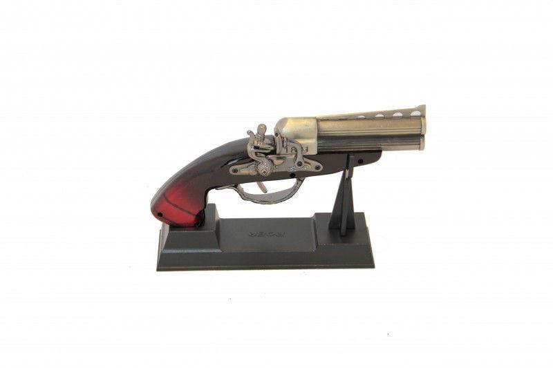 Зажигалка в виде мушкета - мини 1881