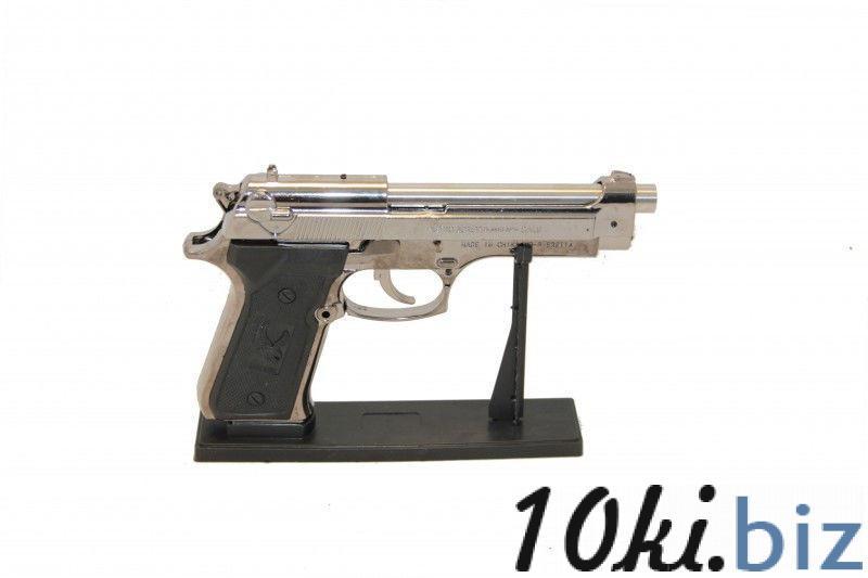Зажигалка пистолет Беретта M-9 большой Зажигалки на Электронном рынке Украины