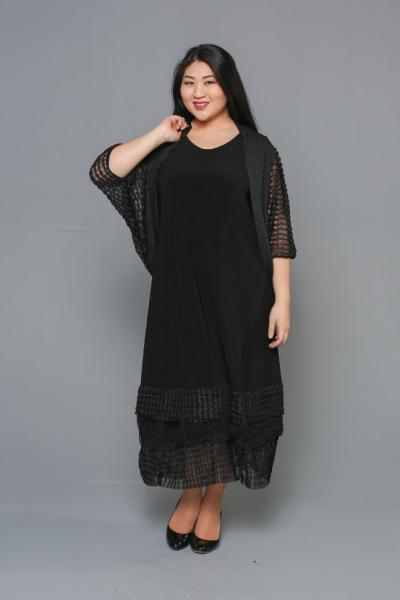 Костюм (платье+болеро) DH 299