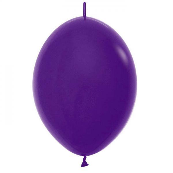 GL120 линколун фиолетовый №08 пастель (33 см, 13″)