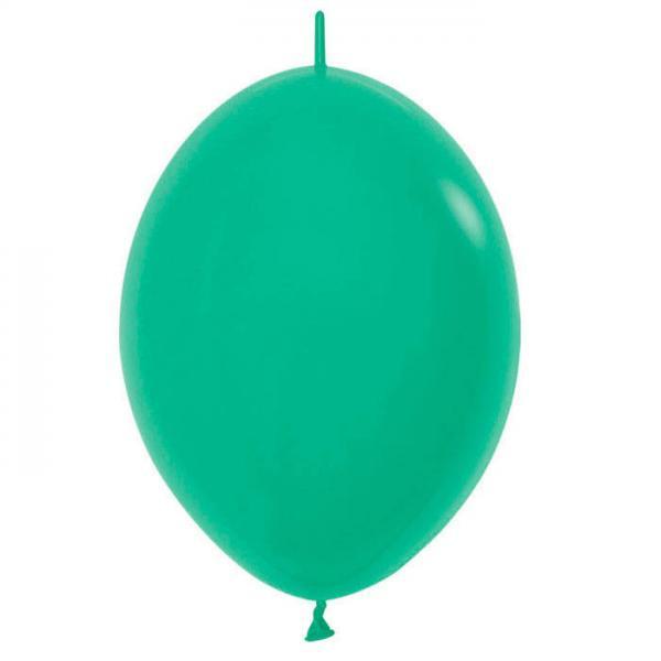 GL120 линколун зеленый №12 пастель (33 см, 13″)