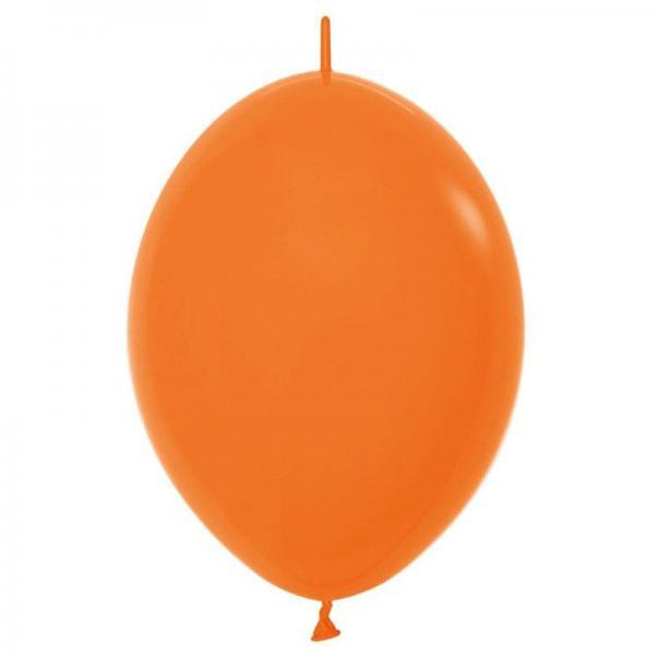 GL120 линколун оранжевый№ 04 пастель (33 см, 13″)
