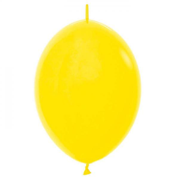 GL120 линколун желтый №02 пастель (33 см, 13″)