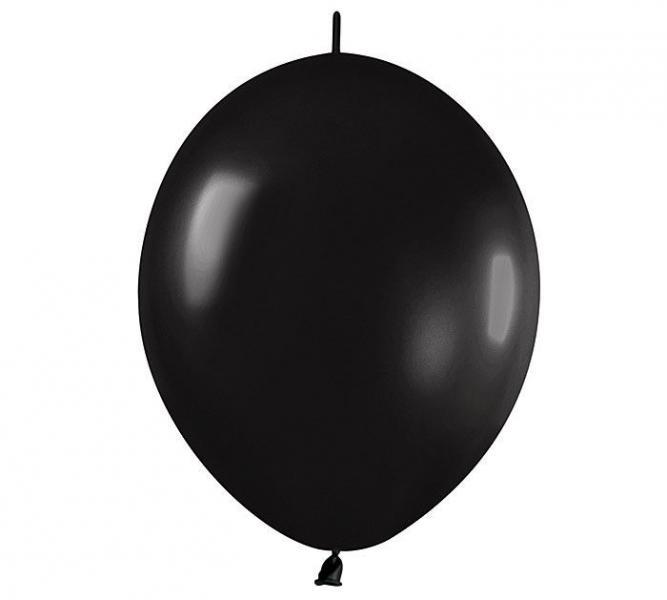GL6 линколун черный №14 пастель (16 см, 6″)
