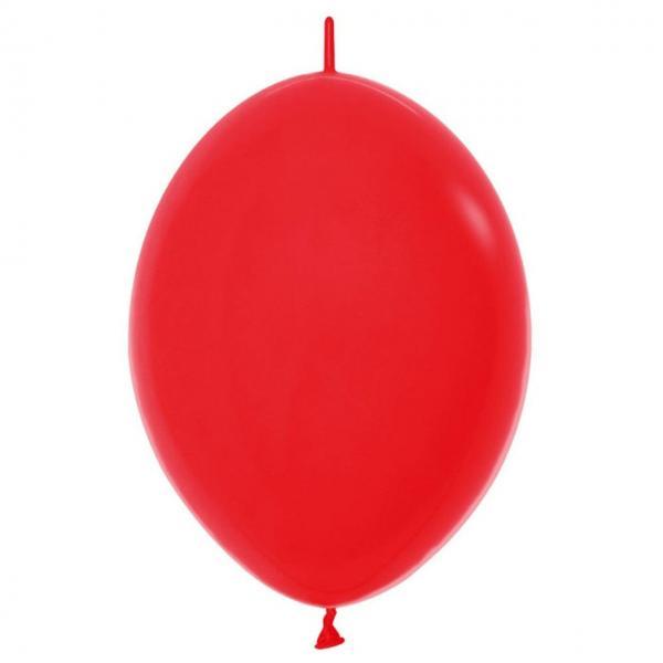 GL6 линколун красный №45 пастель (16 см, 6″)