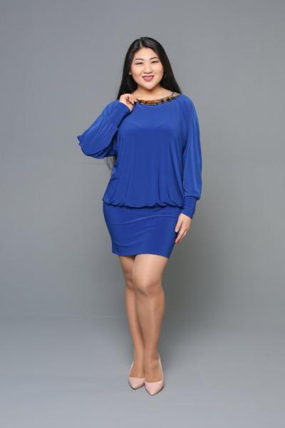Платье-туника VL 13-519