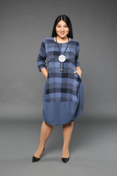 Платье-туника с кулоном Z 2526