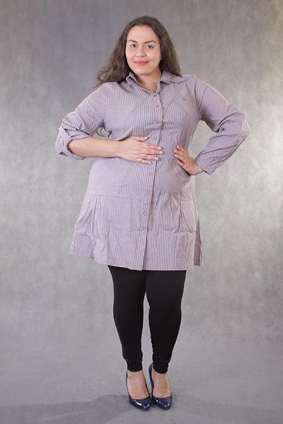 Рубашка-туника DH 1671