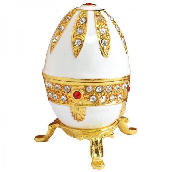 Шкатулка ювелирная Яйцо QF208