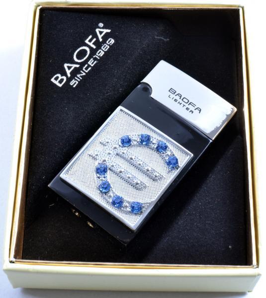 Зажигалка подарочная Baofa №3895