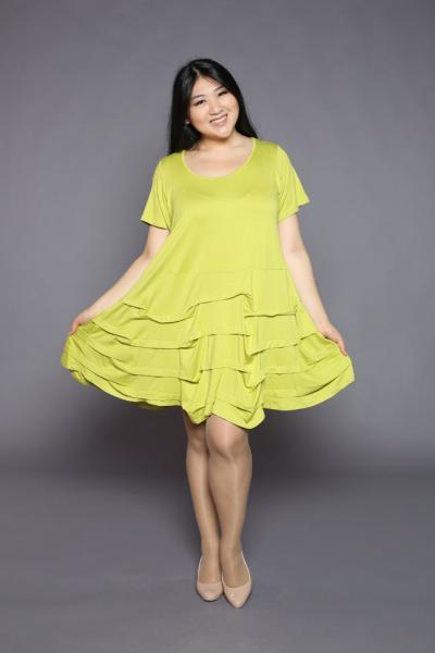 Платье-туника DP 2409