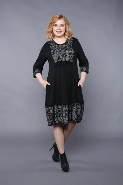 Платье-туника LC 2031