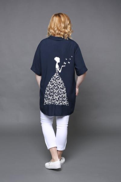 Рубашка-туника DP 1709-1