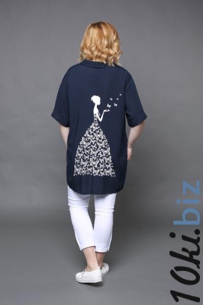 Рубашка-туника DP 1709-1 Рубашка-туника  в Москве