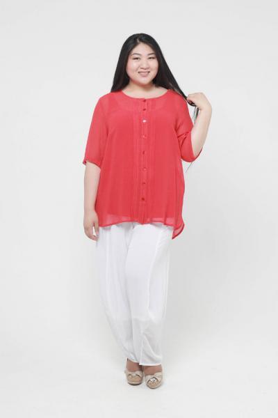 Рубашка-туника Risona R 204