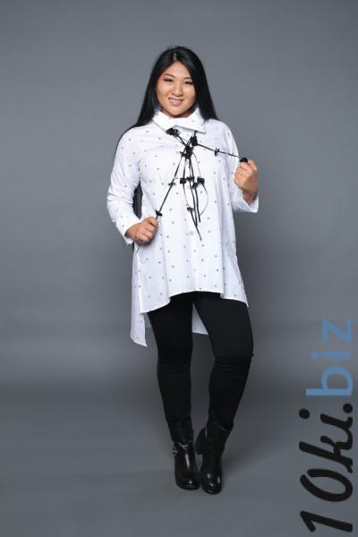 Рубашка-туника с кулоном YB 2113BB Рубашка-туника  в России