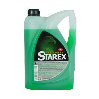 антифриз STAREX зеленый 5кг.
