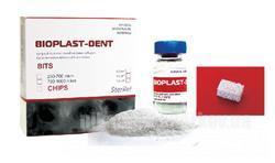 Фото Для стоматологических клиник, Хирургия, Остеопластические материалы Биопласт-Дент недеминерализованный чипсы(1000-5000)мкм 1.0см3