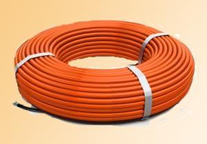 Резистивный кабель для антиобледенения Raon SpyderEco RFHC-15W в отрез (от 3м, шаг 1м)