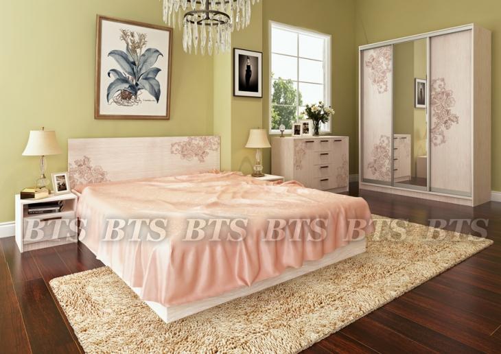 Фото Мебель для спальни Модульный спальный гарнитур Винтаж (БТС)