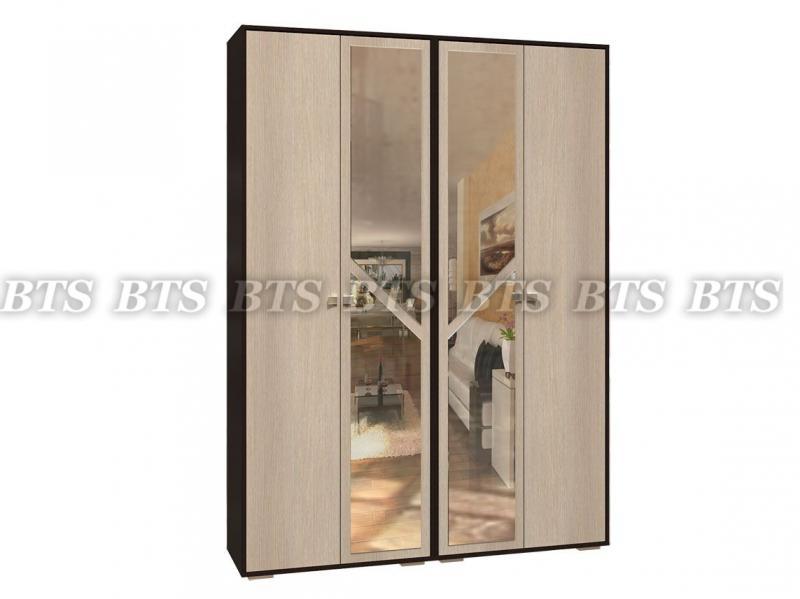 Фото Мебель для спальни Модульный спальный гарнитур Саломея (БТС)