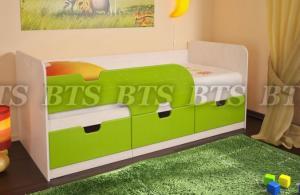 Детская кровать МДФ Минима