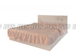 Кровать Винтаж 1,6 м.(БТС)