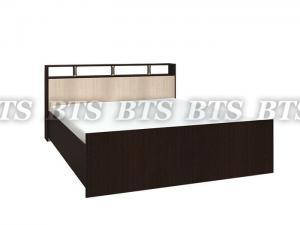 Кровать Саломея 1,6 м  (БТС)