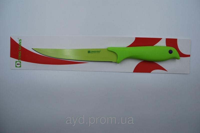 Нож антибактериальный 12см D4-1