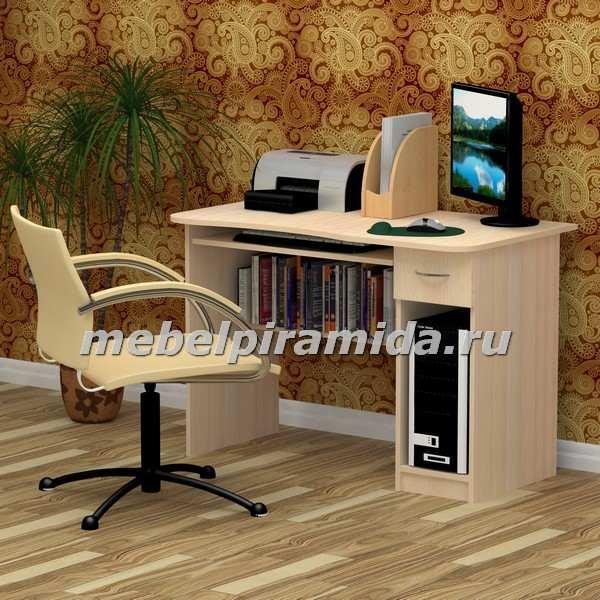 Фото Столы компьютерные и письменные Стол для офиса и дома СК-23 (Пирамида)
