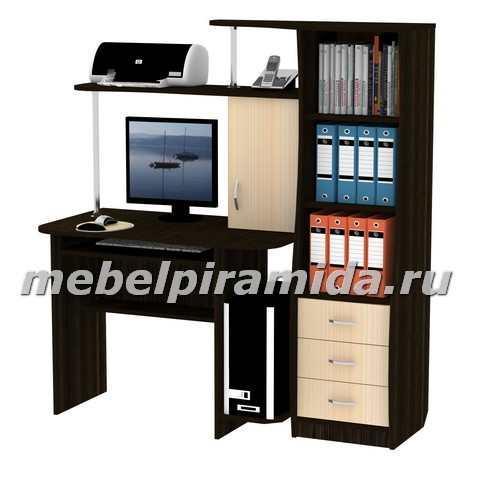 Фото Столы компьютерные и письменные Стол компьютерный СК-28 (Пирамида)
