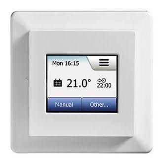 Терморегулятор OJ Microline OCD5-1999 White.