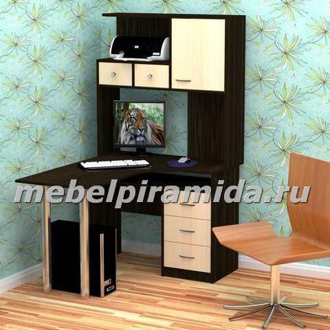 Фото Столы компьютерные и письменные Стол компьютерный СК-35 (Пирамида)