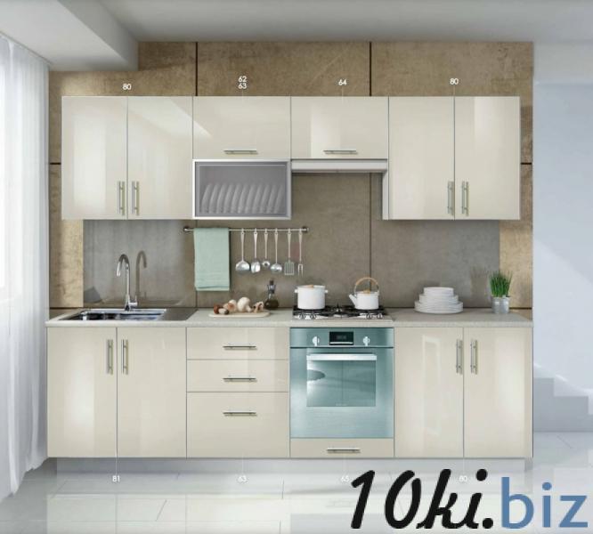 """Кухня """"Mirror Gloss  vanila"""" - Кухонные гарнитуры в магазине Одессы"""