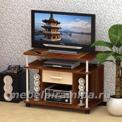 Фото Тумбы, тумбы для ТВ Тумба телевизионная ТВ-6 (Пирамида)