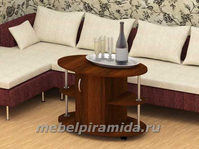 Фото Столы журнальные, столы-тумбы Журнальный стол Альянс(Пирамида)