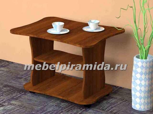 Фото Столы журнальные, столы-тумбы Журнальный стол Бриз (Пирамида)