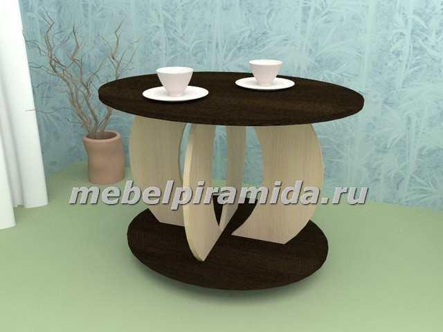 Фото Столы журнальные, столы-тумбы Журнальный стол Глобус (Пирамида)