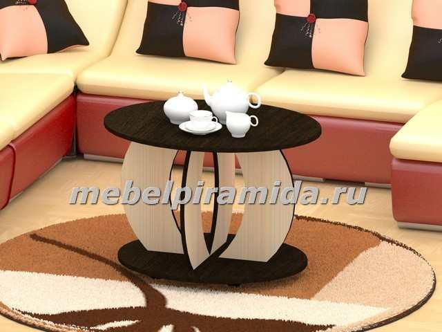 Фото Столы журнальные, столы-тумбы Журнальный стол Глобус(Пирамида)