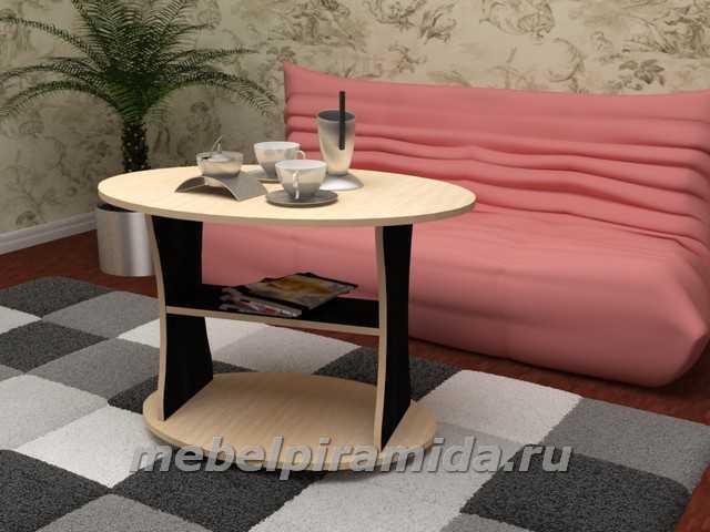 Фото Столы журнальные, столы-тумбы Журнальный стол Олимп (Пирамида)